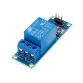 Isolamento optoacoplador de gatilho de baixo nível do módulo de controle de relé de 1 canal 5V