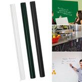 60 x 200 CM PVC Removível Blackboard Varanda Whiteboard Wall Varandaer Decalque em vinil Caneta grátis