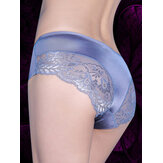 Seamless Lace costura Soft Mulheres Briefs