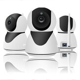 Minleaf ML-K7 HD 1080P IP Camera H.264 IR Versi Malam M-otion Detection Audio Dua Arah 360 ° Rumah WIFI Kamera Baby Monitor