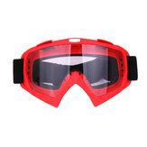 Skibril Snowboard Ski Eyewear Uv-bril voor Motorfiets Motocross Transparante lens