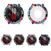 Bakeey Siicone Colorful Pattern Watch Case Cover Watch Cover for Amazfit Pace