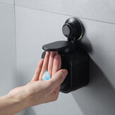Xiaowei Wall-mount Soap Dispenser Liquid Shampoo Lotion yang didorong Hand Dispenser Kamar Mandi Hand Washer