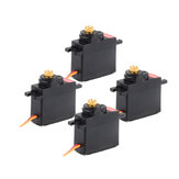 4PCS Racerstar Servo digital DS1704MG 120 ° 3.5KG para avião RC