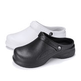 Women Medical Nursing Kitchen Slip on Anti-slip Shoes