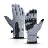 Winter Warm Windproof Waterproof Gloves Touch Screen Sports