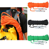 XINDA 10/20M Outdoor Climbing Safety Rope Lifeline Insurance Rope Outdoor Survival Equipment
