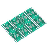 10 STK SOP16 SSOP16 TSSOP16 Til DIP DIP16 0,65 / 1,27 mm IC adapter PCB Board