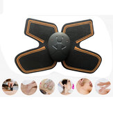 KALAOD Collo Massager Patch Patch Micro-Current Pulse Mulfunctional Mini Portable Body Muscle Massager