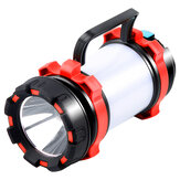 3000mAh LED Camping Light 3 Modes Lanterna USB Recarregável Outdoor Emergency Lamp