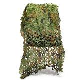 150D 120g Polyester Oxford Tissu Net PET Fibre Camouflage Camo Filet Chasse Sun Shade Couverture De Voiture Net