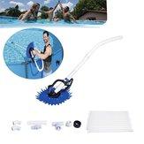 Outdoor SPA Schwimmbad Automatische Reinigungsset Wartung Staubsaugerbürste Werkzeuge Satz Wasserfilter
