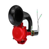 12V 200dB Super Loud Electric Air Horn For Car Truck Motorcycle