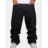 Losse Hip-Hop katoenen jeans