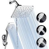 ABS и хромированная отделка Faucet насадка для душа Combo C из нержавеющей стали 60 дюймов Шланг для Ванная комната