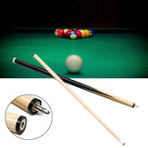 365g 57'' 2-Piece 1/2  Eco Pool Jointed Cue Stick For Billiards Game Sport Toys