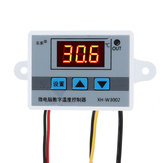 XH-W3002 Micro Digital Thermostat High Precision Temperature Control Switch Heating and Cooling Accuracy 0.1