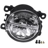 Car LED Front Fog Lights White 4F9Z15200AA For Ford Fiesta C-Max Focus Fusion Transit Jaguar Nissan Peugeot Renault
