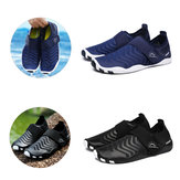 Striped  Ultra Lightweight Wading Shoes Quick-Dry Slip-on Outdoor Sports Swim Beach Shoes Yoga Shoes