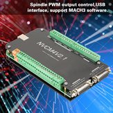Machifit NVCM 3/4/5/6 Axis CNC Controller MACH3 USB Interface Board Card for Stepper Motor CNC Engraving