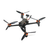 Eachine Tyro119 250mm F4 OSD 6 Inch 3-6S DIY FPV Racing Drone PNP dengan Caddx Turbo F2 1200TVL Kamera