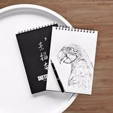 Guangbo 1 Piece A4 Sketch Book Sketchbook Notepad Notebook For Drawing Painting Graffiti Office School Supplies from XM