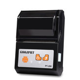 GOOJPRT PT-200 Printer 58mm Wireless bluetooth Thermal Receipt Printer Printing Machine For Android Apple iOS