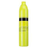 0.5L Oxygen Cylinder Mini Scuba Diving Equipment Air Tank Oxygen Tank Cylinder
