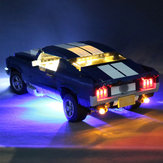 LED Light Lighting Kit With Battery Box ONLY For Lego 10265 For Ford Mustang
