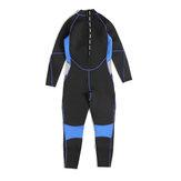 男性3 mmダイビングスーツセットサーフィン水泳暖かい防水水着を厚く