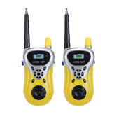 2 Stücke Kinder Walkie Talkie 446 MHz 8 Kanal UHF Talkies Long Range Kids Walky Talky
