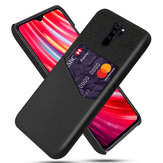 Luxury PU Leather Shockproof Anti-scratch Protective Case or Xiaomi Redmi Note 8 Pro