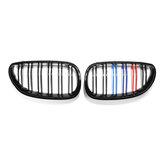 Auto Glanz Schwarz M-Color Front Nierengrill Für BMW E60 E61 03-10