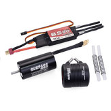 Surpass Hobby 3670 2650KV Brushless Motor +90A ESC +36-S Water Cooling Jacket for RC Boat