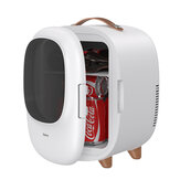 Baseus Desktop 8L Mini Car Refrigerator 60W القوة Dual Use Warmer and Cooler