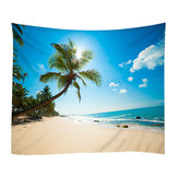 150 * 130 cm / 150 * 210 cm Summer Beach Tapestry Yoga Mat