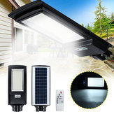 936 LED Solar Street Light Motion Sensor Wall Garden Lamp Remote