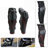 1 Pair Skiing Motorcycle Cycling Sports Knee Pad Shatter-resistant Knee Support Protector