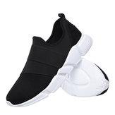 Hommes et femmes Sneakers portables respirants anti-glissement ultra-légères chaussures de travail Casual Sneakers de course