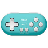 8Bitdo Zero 2 Mini bluetooth Gamepad controller di gioco per Nintendo Switch per Windows Android per mac OS Steam Raspberry Pi