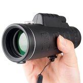 40x60zoomHigh-definitionmonoculairetelescoopmet militaire statief camera clip voor mobiele telefoon