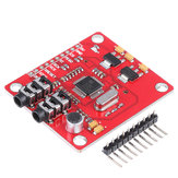 VS1053 VS1053B MP3 Module Development Board UNO Board with SD Card Slot Ogg Real-time Recording Geekcreit for Arduino - products that work with official Arduino boards
