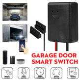 Smart Electric Garage Door WIFI Timing Opener Switch APP Remote Control Support Alexa Google Home IFTTT