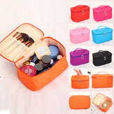 Large-capacity Cosmetic Bag Foldable Waterproof Portable Nylon Storage Bag