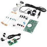 5 pcs DIY Kit Eletrônico Set Audição Aid Prática Amplificador de Áudio Competição de Ensino Competição Eletrônica DIY Fazendo Interesse