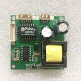 802.3at Standard POE Module 48V 15W Isolated Lightning Protection Power Over Ethernet Board For IP Camera DC12V 1.5A