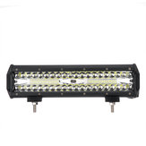 12Inch 400W 80LED Work Light Bar Combo Beam Driving Lamp 6000K White 9-32V For Off Road Vehicle Boat Trailer