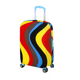 Travel Luggage Cover Elastic Suitcase Dust-Proof Scratch-Resistant Protector