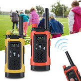 2pcs Kinder Wireless Walkie Talkie Long Range Kid Set elektronisches Spielzeug