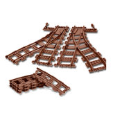 Kaizhi 98215 Classic Electric Train Track Blocks Set Toys for Kids Gift